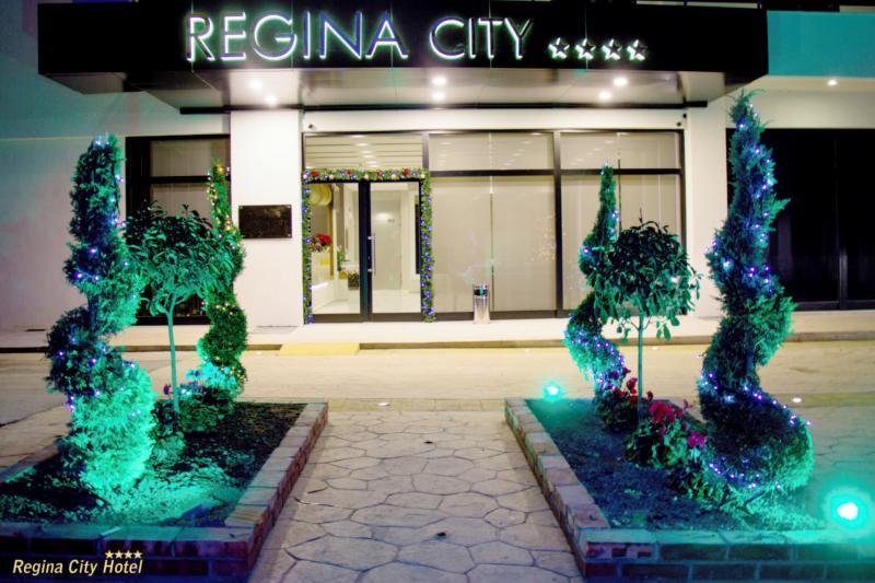 Regina City Hotel Lounge/Empfang