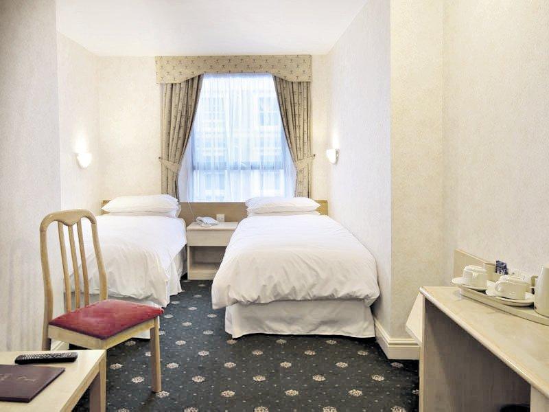 Central Park Hotel - Queensborough Terrace Wohnbeispiel