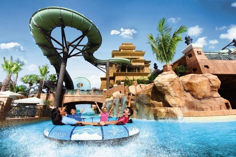 Atlantis - The Palm Sport und Freizeit
