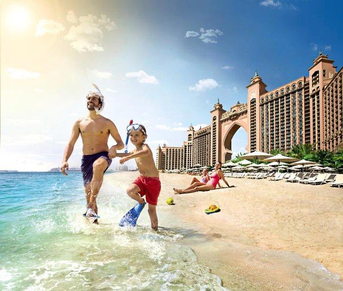 Atlantis - The Palm Strand