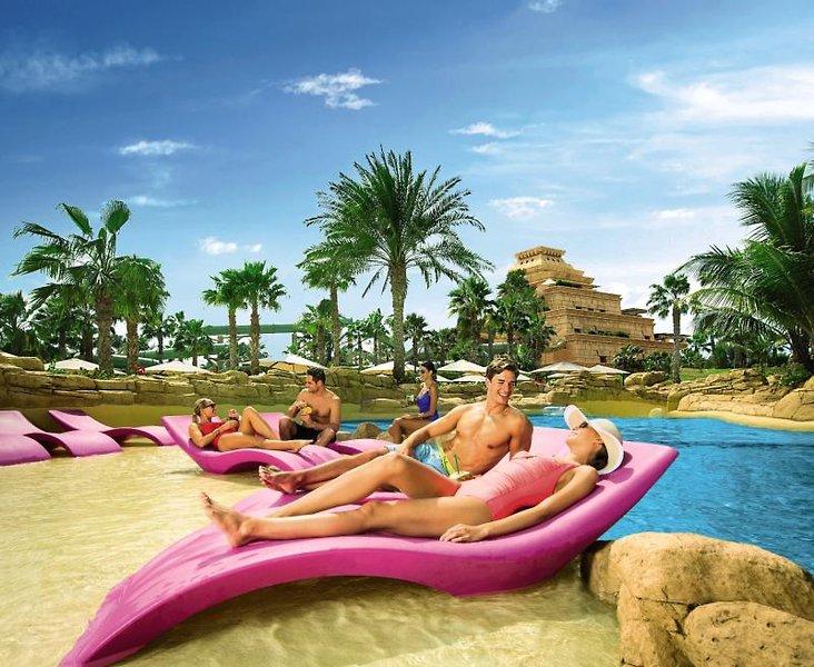 Atlantis - The Palm Pool