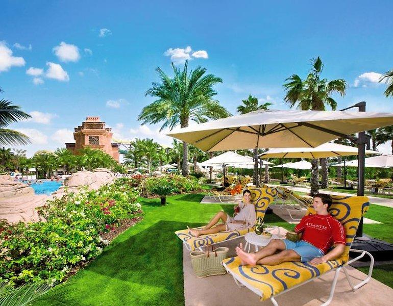 Atlantis - The Palm Garten