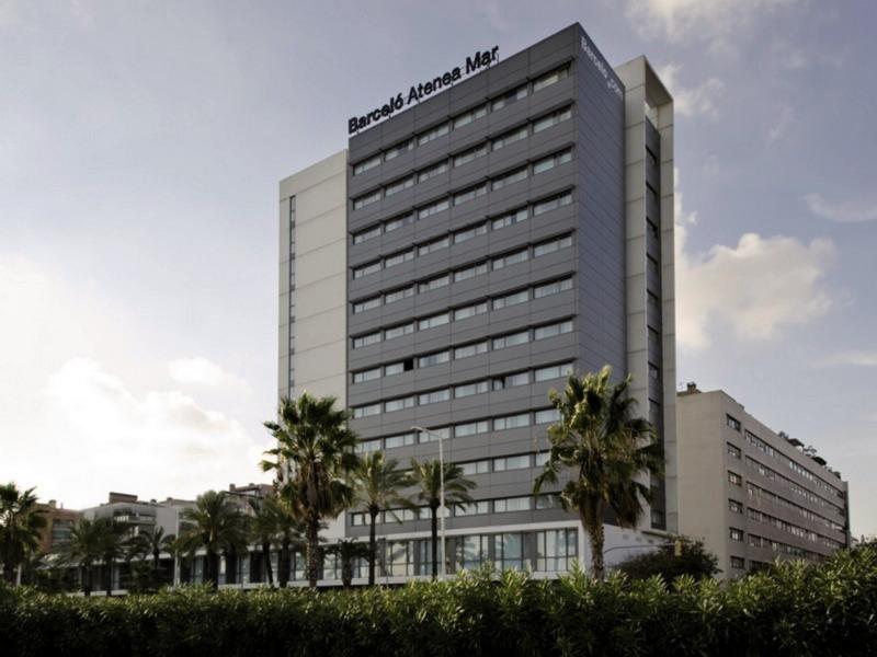 Occidental Atenea Mar - Erwachsenenhotel Außenaufnahme