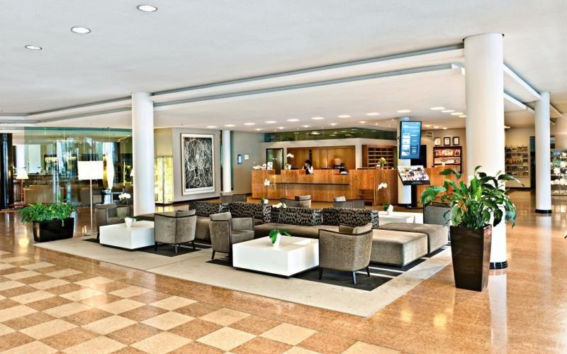 Radisson Blu Park Hotel & Conference Centre Dresden Radebeul Lounge/Empfang