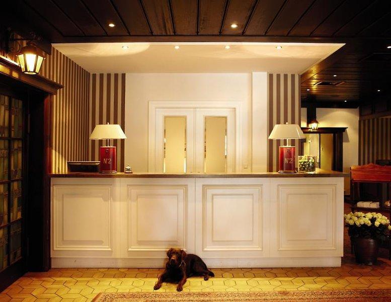 Romantik Hotel Fuchsbau Lounge/Empfang