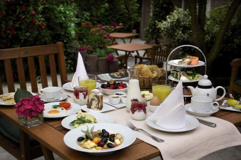 Romantik Hotel Fuchsbau Restaurant