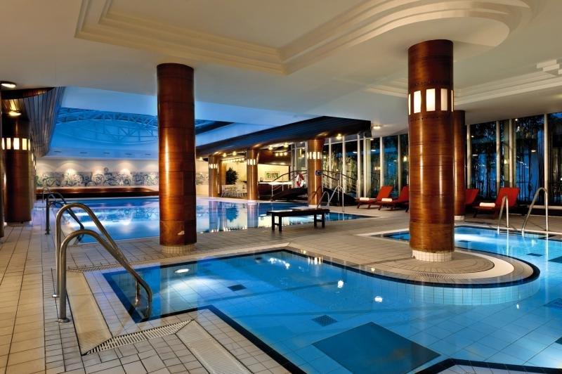 Radisson Blu Park Hotel & Conference Centre Dresden Radebeul Hallenbad