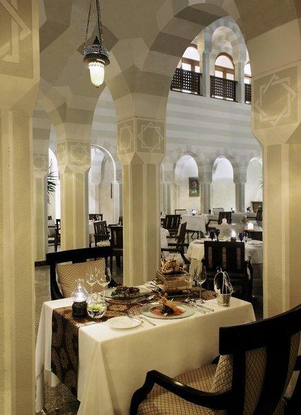 The Oberoi Beach Resort Restaurant
