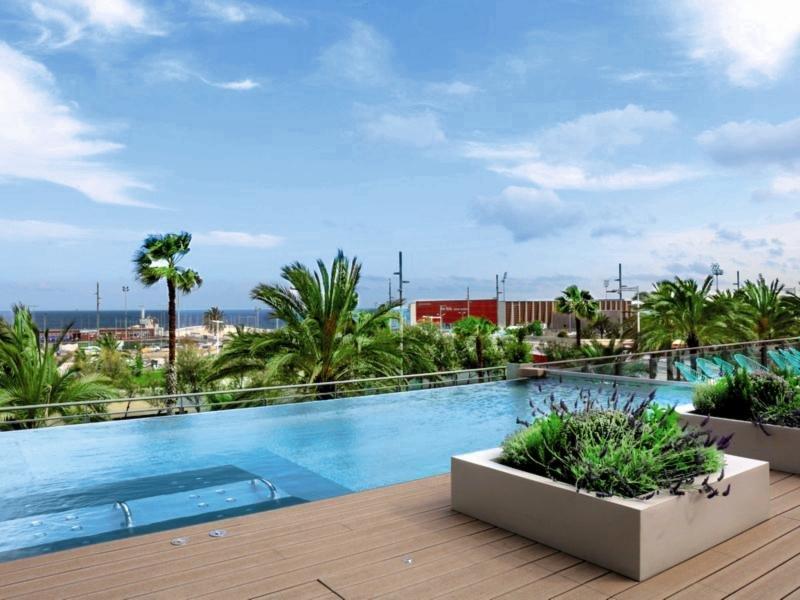 Occidental Atenea Mar - Erwachsenenhotel Pool