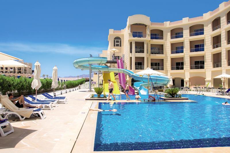 Tropitel Sahl Hasheesh Pool