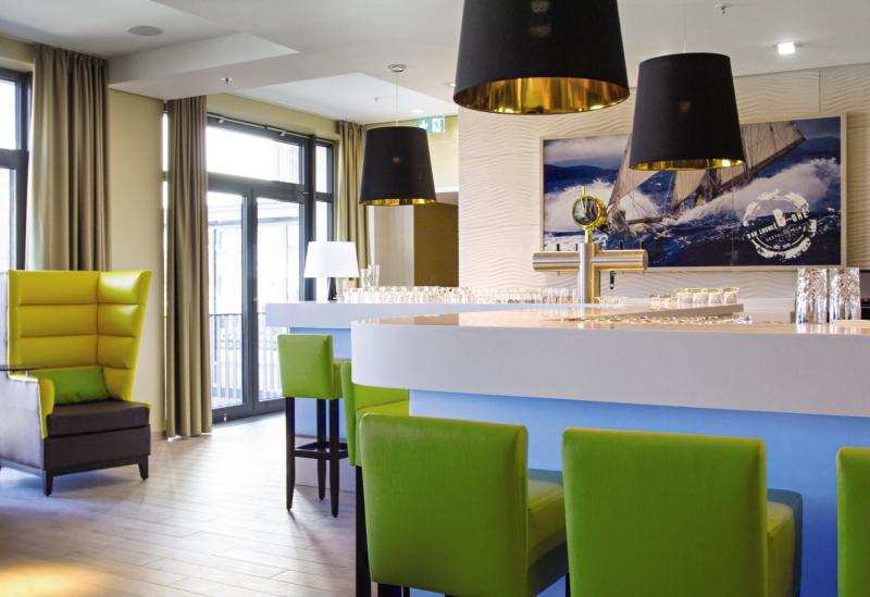 SEETELHOTEL Kaiserstrand Beachhotel Bansin Mitte Bar