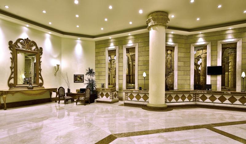 Hilton Sharm Waterfalls Resort Lounge/Empfang