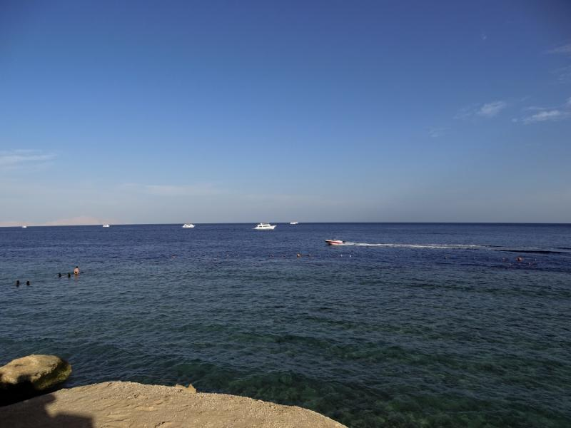 Hilton Sharm Waterfalls Resort Landschaft