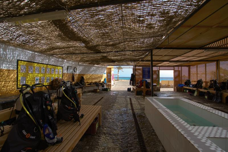 Coral Garden Resort Lounge/Empfang