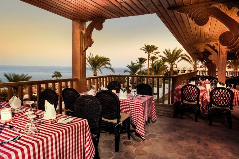 Pyramisa Sharm el Sheikh Resort Terrasse