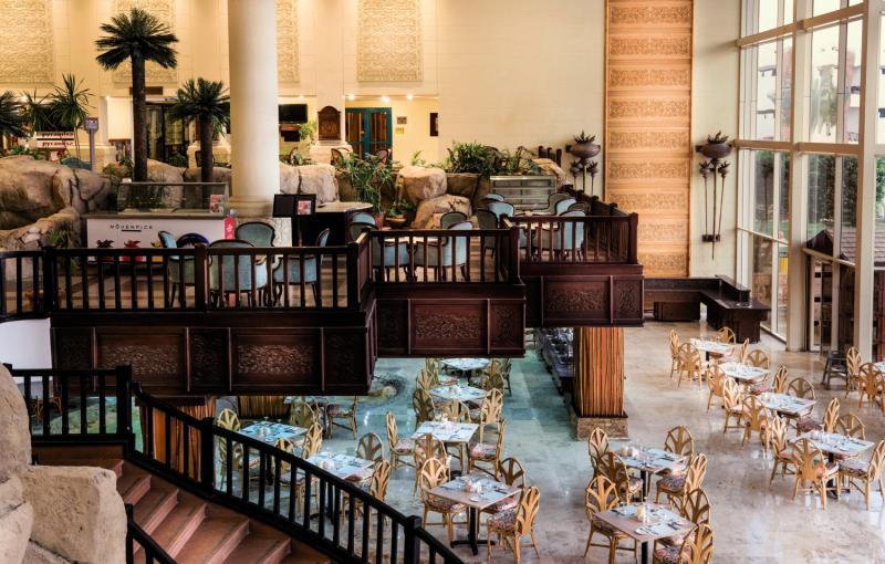 Pyramisa Sharm el Sheikh Resort Restaurant
