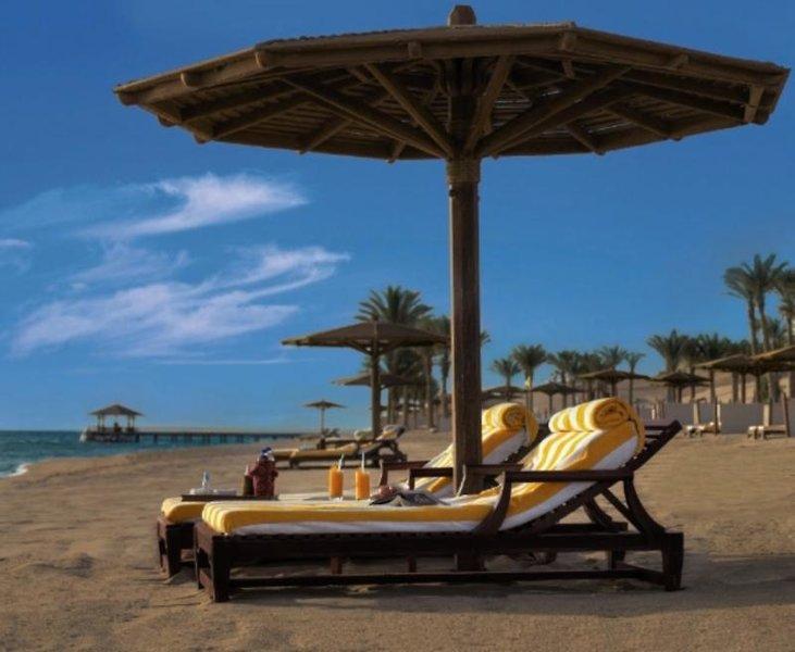 The Oberoi Beach Resort Terrasse